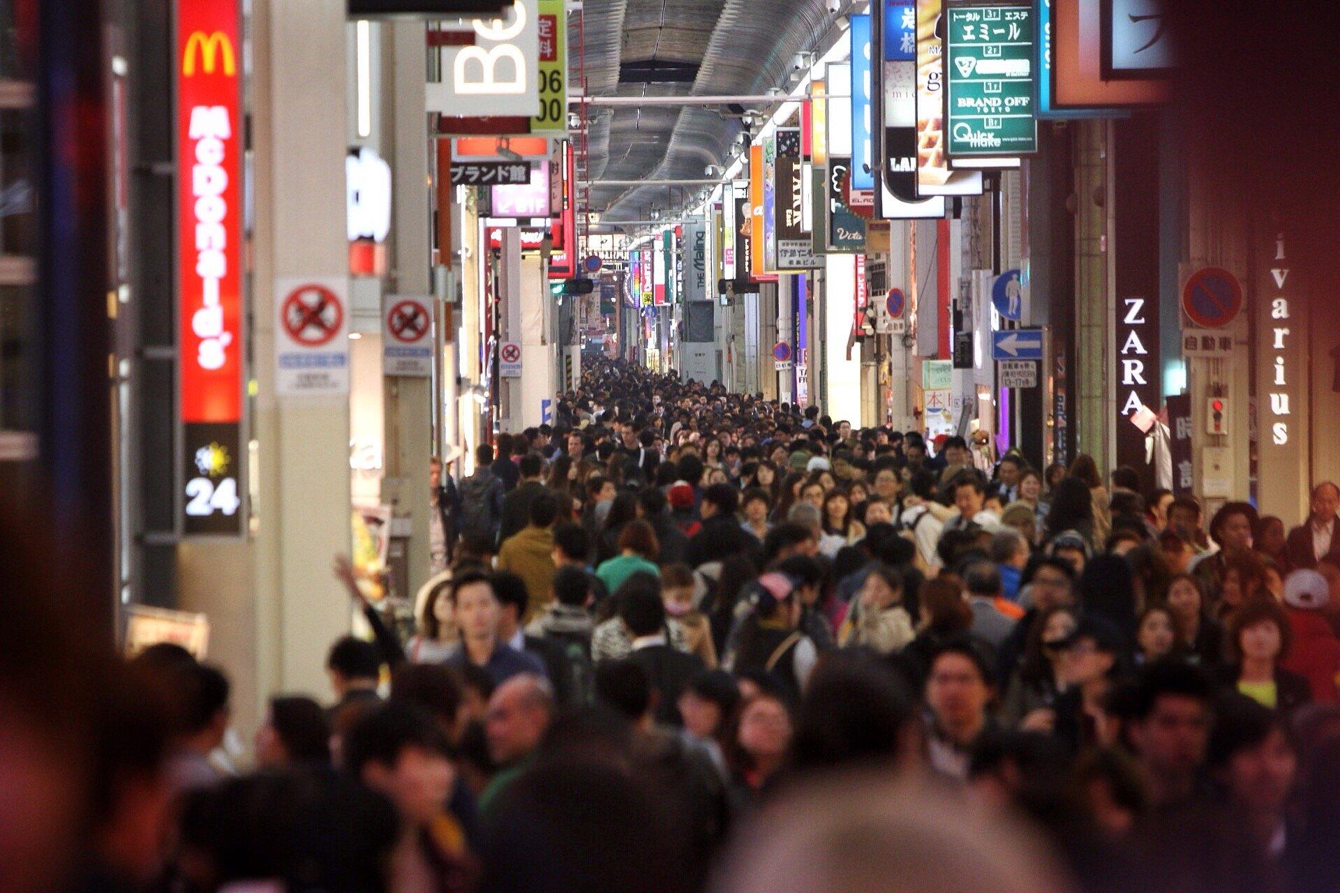 shinsaibashi-osaka-crowded-tourist-foto-blog-kasuma