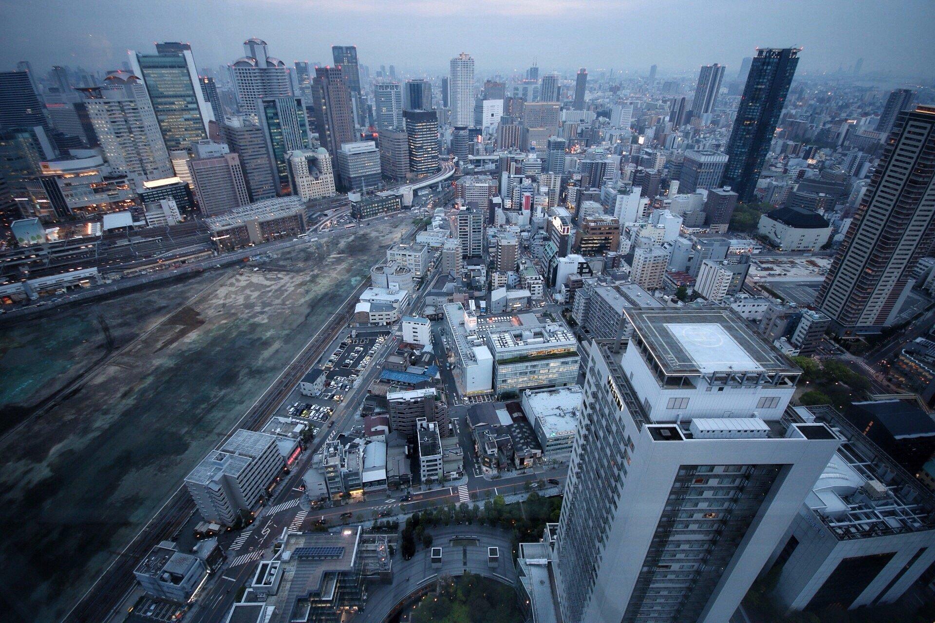 view-from-twin-tower-osaka-foto-blog-kasuma